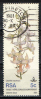 SUD AFRICA - 1980 - ORCHIDEA - USATO - Usati