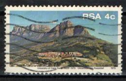 SUD AFRICA - 1979 - UNIVERSITA DI CAPE TOWN - CENTENARIO - USATO - Sud Africa (1961-...)