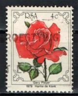 SUD AFRICA - 1979 - ROSA DEL SUD AFRICA - USATO - Oblitérés