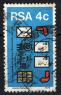 SUD AFRICA - 1975 - AUTOMAZIONE POSTALE - USATO - Sud Africa (1961-...)