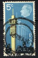SUD AFRICA - 1971 - STRIJDOM TOWER - USATO - Sud Africa (1961-...)
