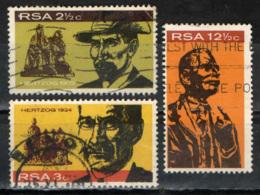 SUD AFRICA - 1968 - MONUMENTO IN ONORE DI JAMES BARRY MUNNIK HERTZOG - USATI - Sud Africa (1961-...)