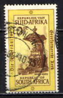 SUD AFRICA - 1965 - TRICENTENARIO DELLA CHIESA RIFOMATA IN SUD AFRICA - USATO - Sud Africa (1961-...)