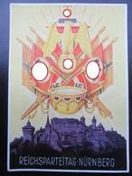 Postkarte Propaganda Reichsparteitage Nürnberg 1938 - Allemagne