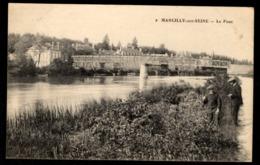 51 -  MARCILLY SUR SEINE (Marne) - Le Pont - France