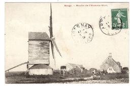 SOUGY (45) - Moulin De L' Homme-Mort - MOULIN À VENT - Ed. A. Breger Frères, Paris - Autres Communes