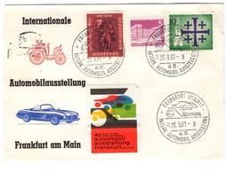 Internationale Automobilausstellung Frankfurt Am Main - Sonstige