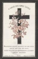 Eulalie Marie Antoinette Van Den Bulcke-gand 1851-1909 - Images Religieuses