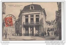 89 - TONNERRE / RUE JEAN GARNIER ET RUE DE L'HOTEL DE VILLE - Tonnerre