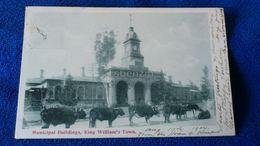 Municipal Buildings King Williams Town South Africa - Südafrika