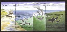 Irlande Ireland Eire 1997 Yvertn° Bloc 24 *** MNH Cote 7 Euro Faune Marine - Blocs-feuillets