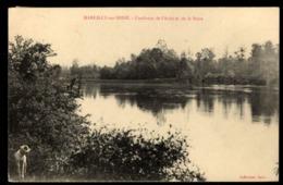 51 -  MARCILLY SUR SEINE (Marne) - Le Confluent De L'Aube Et De La Seine - France