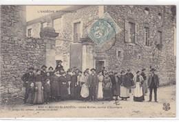 Ardèche - Bourg-St-Andéol - Usine Koler, Sortie D'ouvriers - Bourg-Saint-Andéol