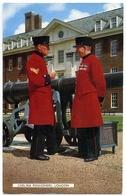 LONDON : ROYAL HOSPITAL - CHELSEA PENSIONERS - London Suburbs