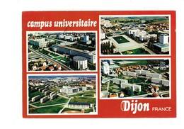 Cpm - 21 - DIJON - Côte D'Or - CAMPUS UNIVERSITAIRE - Multivues - 1981 - Cim 3 Cp 777684 - Dijon