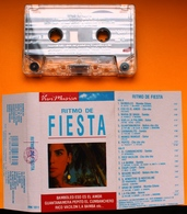 MC MUSICASSETTA VIVIMUSICA - RITMO DE FIESTA Etichetta BM VMK 1011 - Cassette