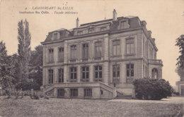 Lambersart (59) - Institution Ste Odile - Façade Intérieure - Lambersart