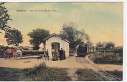 Charente-Maritime - Saujon - Gare Du Tram (Saujon Ville) - Saujon
