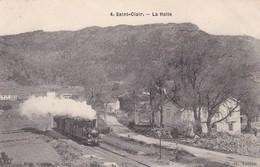 83 - SAINT CLAIR - LA HALTE - France