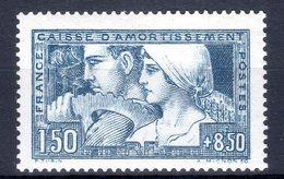 250619// TIMBRE FRANCE....N° 252 Charnière - France