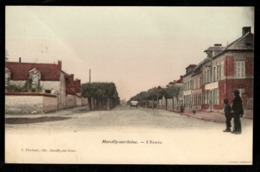 51 -  MARCILLY SUR SEINE (Marne) - L'Entrée - France