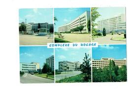 Cpm - 21 - DIJON - Côte D'Or - Centre Hospitalier Du BOCAGE - Entrée Hôpital Cardiologie Maternité Centre Leclerc - Dijon