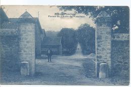 CPA 220- VAUCLUSE ( 84) - PERRAY-VAUCLUSE Ferme De L'asile De Vaucluse - Pertuis