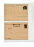 FAL9- ALLEMAGNE III REICH GENERALGOUVERNEMENT - Occupation 1938-45