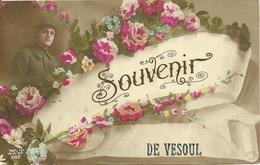 Souvenir De VESOUL - Vesoul