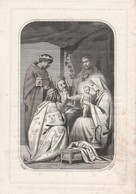 Jeanne Charlotte Valerie Vanden Broeck-bruxelles 1853-1860 - Images Religieuses