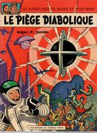 Les Aventures De Blake Et Mortimer Le Piège Diabolique Par Edgar.P. Jacobs - Dargaud éditeur De 1962 - Blake Et Mortimer