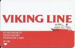 FINLAND -    VIKING LINE - 12/01 - Finlandia