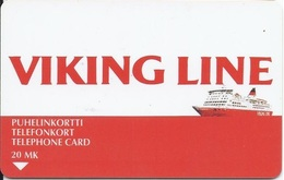 FINLAND -    VIKING LINE - 12/01 - Finland