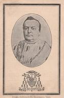 Bisschop De Brabandere-oyghem 1828-brugge 1895 - Devotion Images
