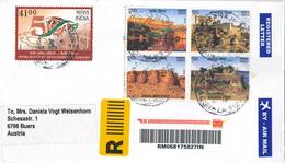 Plastik Forschung Fort: Amer - Jaisalmer - Gagron - Kumbhalgarh - Rs: Ranthambore Chittorgarh (ohne Foto) - Indien