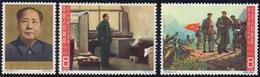 1965 - Tsunyi Conference, Complete Set (M.858/860), Original Gum, MNH.... - Cina