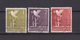 Alliierte Besetzung - 1947/48 - Michel Nr. 959/961 - Gest. - Gemeinschaftsausgaben