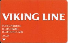 FINLAND -    VIKING LINE - 06/01 - Finlandia