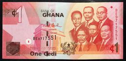 GHANA 1 CEDI 2007 Fds Unc  LOTTO 2621 - Ghana