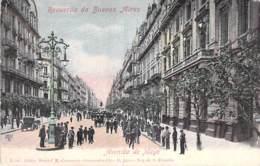 ** Lot De 2 Postales ** ARGENTINA Argentine - BUENOS AIRES Avenida De Mayo - Jolies CPA (4/4) AMERIQUE SUD Sudamerica - Argentina