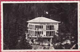 CPSM  SUISSE LAC CHAMPEX Hotel BELLEVUE  * Format CPA - VS Valais