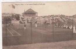 HEIST / LAWN TENNIS CLUB  1914 - Heist