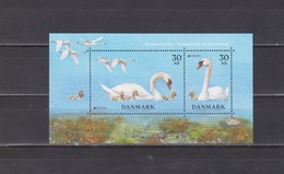 2019 Europa-CEPT Denmark Birds Souvenir Sheet  MNH - 2019