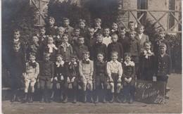 619 Bertrix Institut N D Du Rosaire 4 Et 5 E Annees Aout 1912 - Bertrix