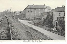 SAINT-AUBIN  Rue De La Gare. - Florennes