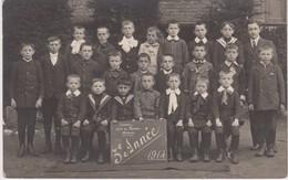 619 Bertrix Institut N D Du Rosaire 3 E Annee 1914 - Bertrix