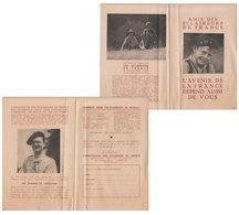 Scoutisme...éclaireurs De France   1940 - Scouting