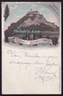 Hochosterwitz, Colour Litho, Mailed 1899 - Österreich