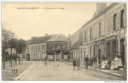 89 - SAINT VALERIEN / LE CENTRE DU VILLAGE - Saint Valerien