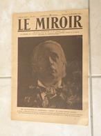 Le Miroir,la Guerre 1914-1918 - Journal N°209 - 25.11.1917 (Titres Sur Photos) Notre Dame De Laon Transformée En Hôpital - War 1914-18
